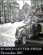 Buried Letter Press December 2011