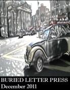 Buried Letter Press December 2011