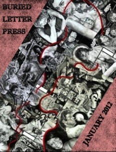 Buried Letter Press January 2012