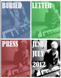 Buried Letter Press June/July 2012