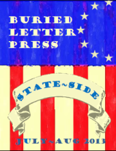 Buried Letter Press July Aug Cover