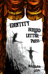 Buried letter Press March April 2014 cover