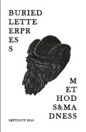 Buried Letter Press Sept Oct 2013 Cover